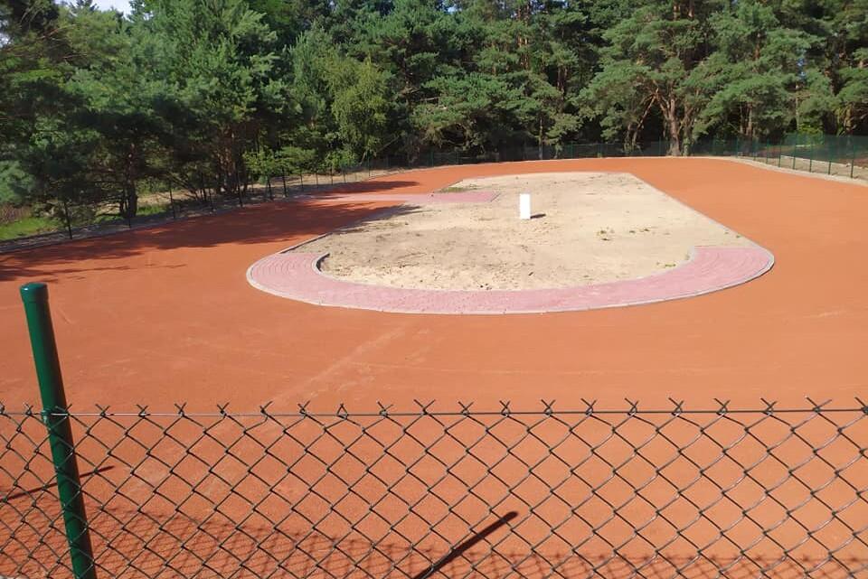 Tor speedroweory w Kaszczorku jest jednym z najdłuższych obiektów w Polsce fot. Bartosz Fryckowski